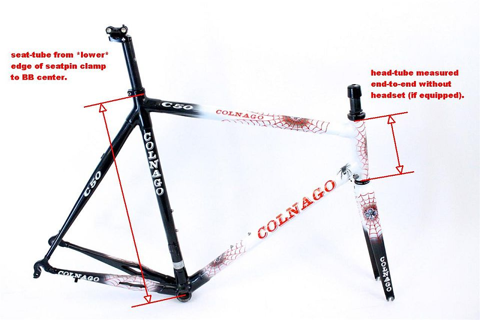 Colnago C40 - Am I too fat for one? And pricing question... - Page 3 ...